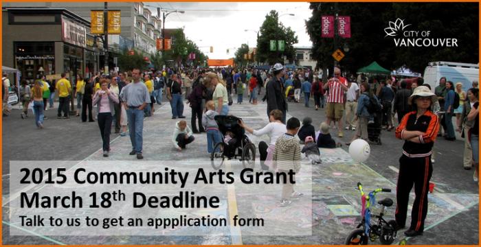 Culture - Facebook - Community Arts 2015 - simple