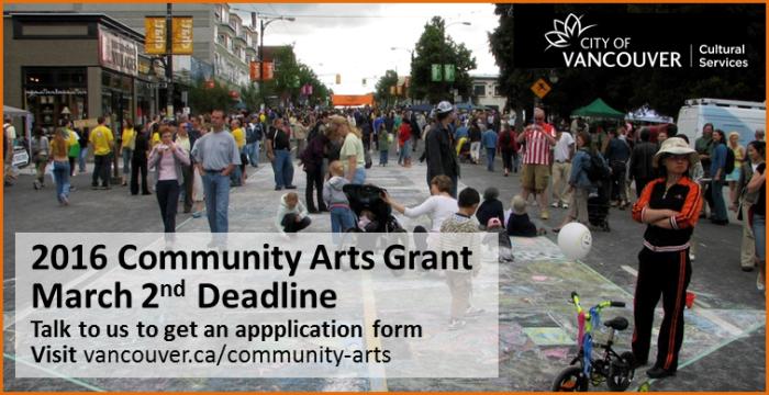 Culture - Facebook - Community Arts 2016 - simple